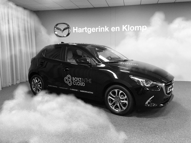 Boyz In The Cloud Kiest Voor Hartgerink & Klomp