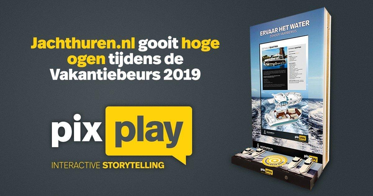 Interactieve Storytelling Jachthuren.nl