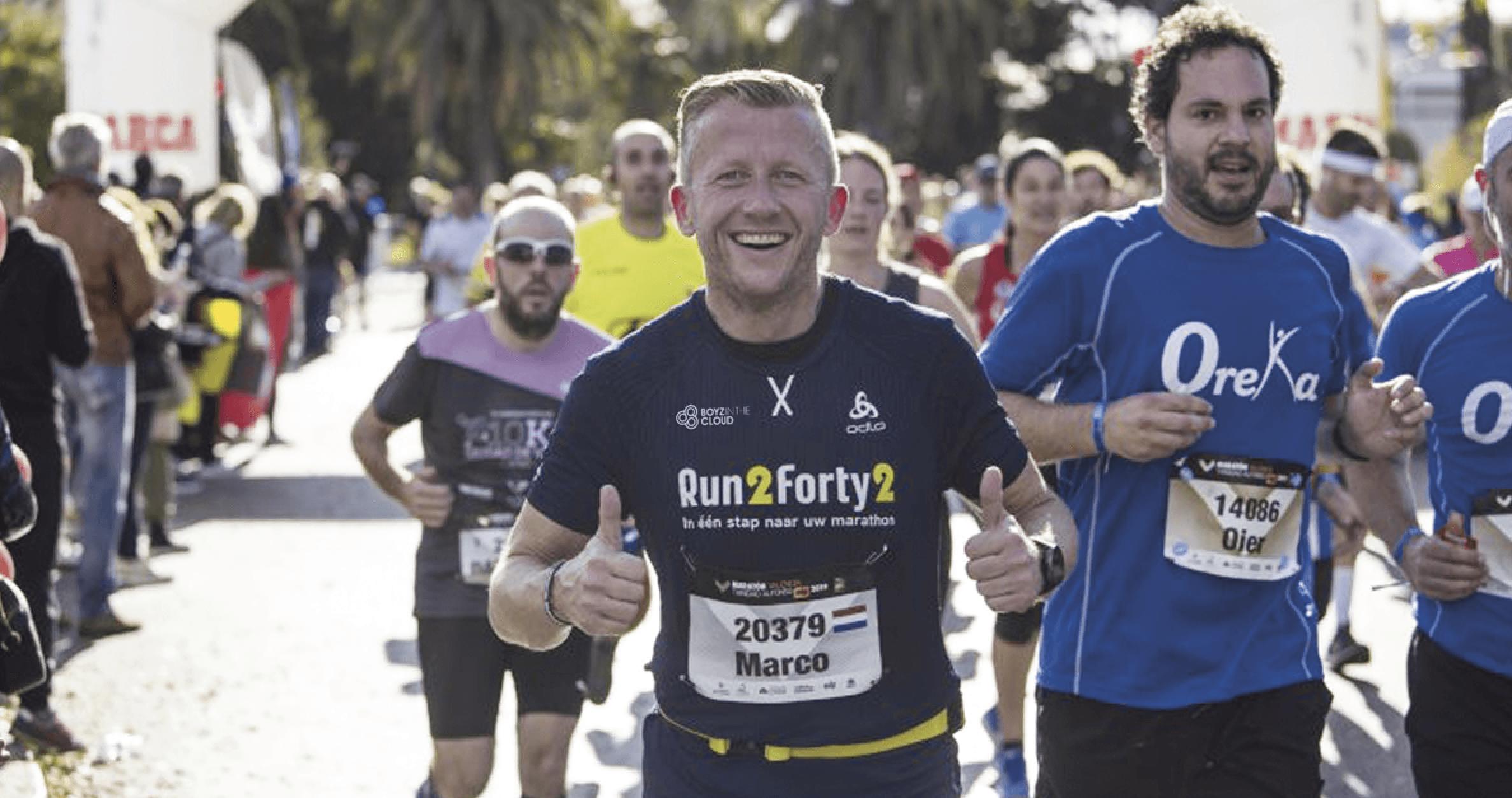 Wist Je Dat… Wij Jouw Apparatuur Klaarstomen Voor Een Marathon?